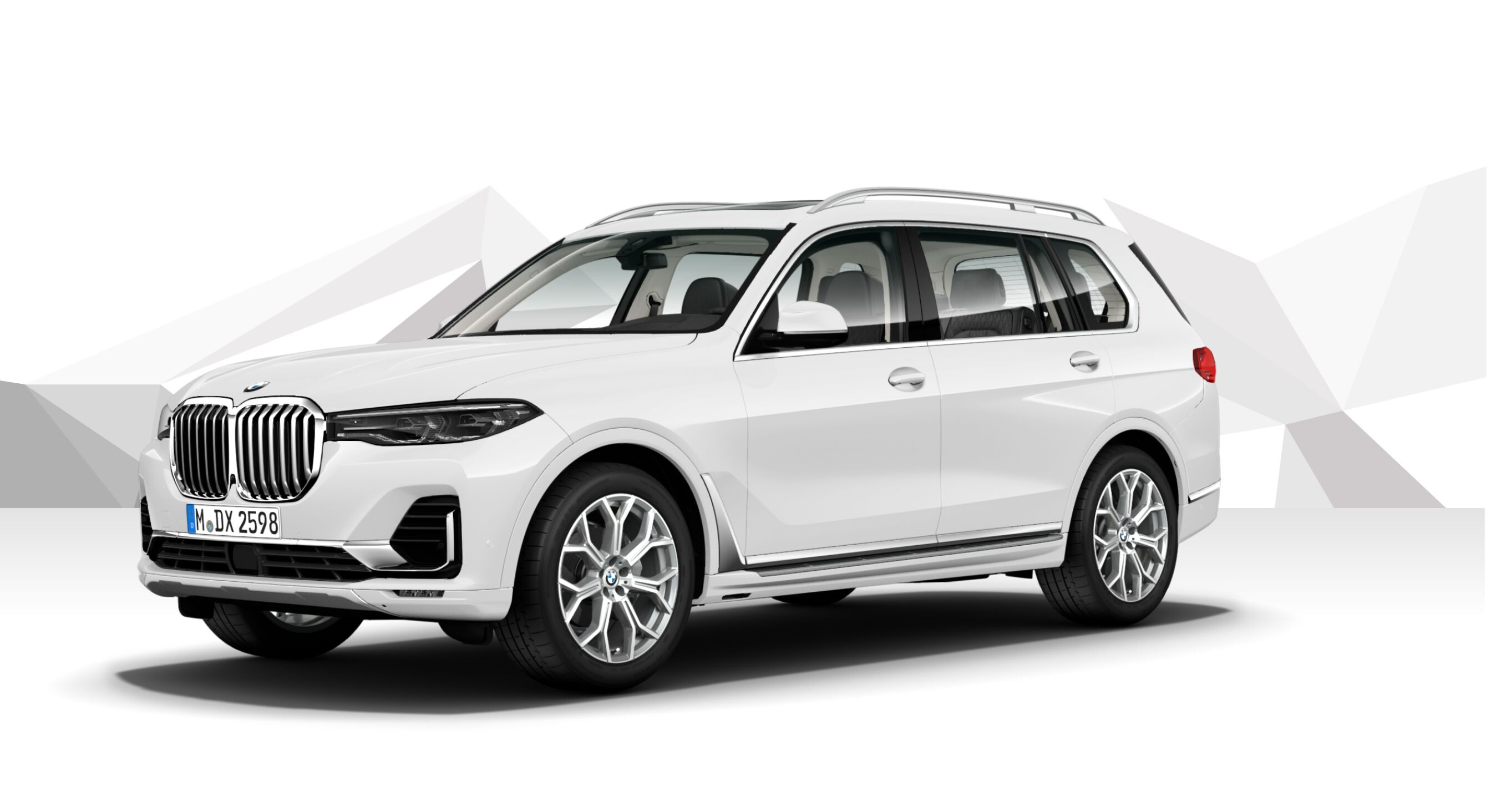 BMW X7 xDrive30d 'Available from stock only'